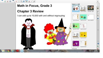 Grade 3 Math In Focus Chapter 3 Review