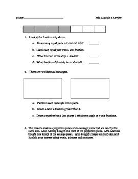 Grade 3 Math Mid-Module 5 Review