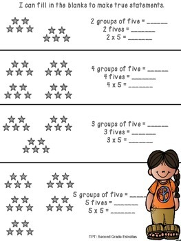 Grade 3 Properties of Multiplication and Division Practice Notebook (60 PAGES)