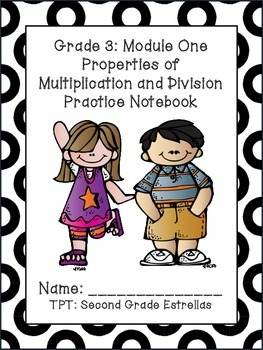 Grade 3 Properties of Multiplication and Division Practice