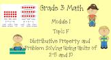 Grade 3 Math Module 1 Topic F