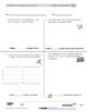 Grade 3 Math Module 2 Student Workbook & Sprints