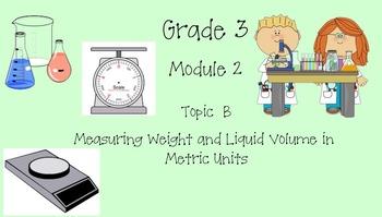 Grade 3 Math Module 2 Topic B