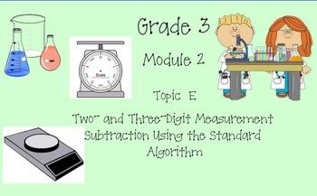 Grade 3 Math Module 2 Topic E