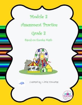 Grade 3 Math Module 3 Assessment Practice