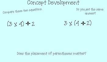 Grade 3 Math - Module 3 Topic C