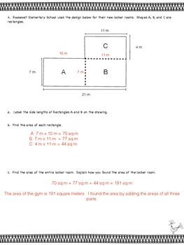 Grade 3 Math Module 4 End Mod Reviews and Answer Keys!