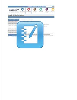 Grade 3 Math Module 4 Lesson 8 Notebook