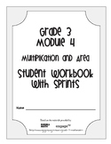Grade 3 Math Module 4 Student Workbook & Sprints