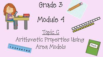 Grade 3 Math - Module 4 Topic C