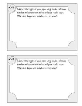 Grade 3 Math Module 5 Application Problems Booklet