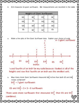Grade 3 Math Module 6 Reviews & Answer Keys
