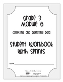 Grade 3 Math Module 6 Student Workbook & Sprints