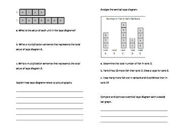 Grade 3 Math Module 6 Written Expression Mini Book