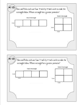Grade 3 Math Module 7 Application Problems Booklet