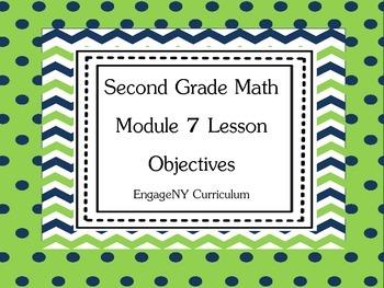 Grade 3 Math Module 7 Learning Targets