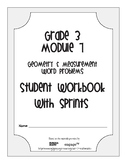 Grade 3 Math Module 7 Student Workbook & Sprints