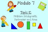 Grade 3 Math Module 7 Topic E