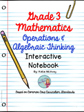 Grade 3 Math: Operations & Algebraic Thinking Interactive