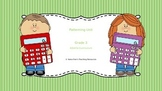 Grade 3 Math Patterning Unit - Alberta Curriculum