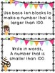 Math Task Cards Number and Operations {Grades 2-4)