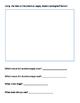 Grade 3 Math Test: Data Management - Pictograph, Bar Graph, Tally Chart, EQAO