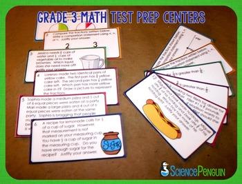 3rd Grade Math Test Prep Centers