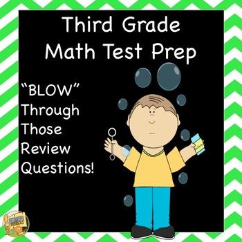 Grade 3 - Math Test Prep - Get Ready for Standardized Testing!