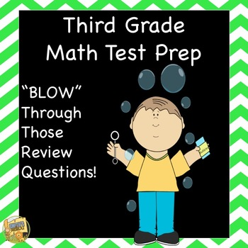 Grade 3 - Math Test Prep - Get Ready for Standardized Testing!