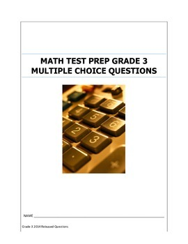 NYS Common Core Math Test Prep Grade 3