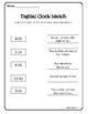 Grade 3 Math: Time Unit - Ontario Curriculum