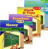 Grade 3 Math Units Bundle (Distance Learning)