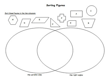 Grade 3 Math worksheet on Sorting