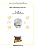 Grade 3, CCS: Measurement/ Data for Gifted/ Talented Students