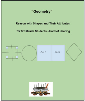 Grade 3 - Geometry for Students - Hard of Hearing