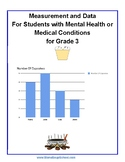 Grade 3 - Measurement & Data for Students w/ Mental Health or Medical Conditions