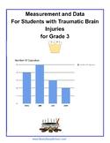 "Grade 3, CCS: ""Measurement/Data for Students w/ T B I"