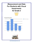 Grade 3, CCS: Measurement/ Data for the Visually Impaired