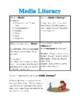 Grade 3 Media Literacy Package