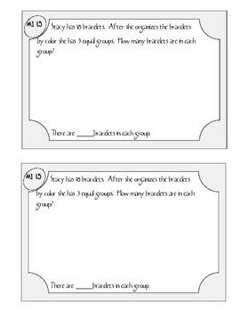 Grade 3 Math Module 1 Application Problems Booklet
