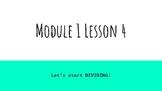 Grade 3 Module 1 Problem Sets
