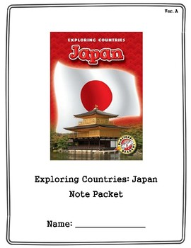 Grade 3 Module 2B Unit 1: Exploring Countries- Japan