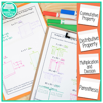 Engage New York Aligned No Cut Interactive Notebook: Grade 3, Module 3