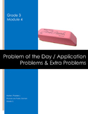 Grade 3 Module 4 Application Problems with Extra Problems
