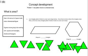 Eureke Math Grade 3 Module 4 Lesson 1