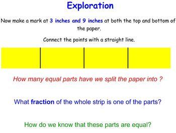 Grade 3 Module 5- Fractions Lesson 1