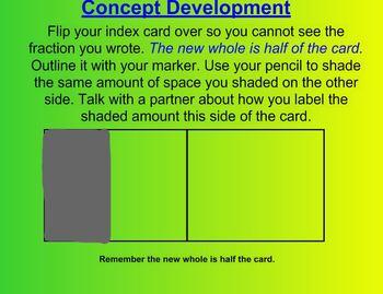 Grade 3 Module 5- Fractions Lesson 13