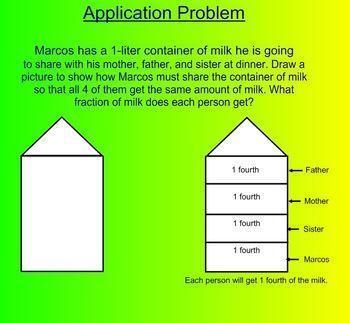 Grade 3 Module 5- Fractions Lessons 1-4