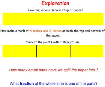 Grade 3 Module 5- Fractions Lessons 1-4