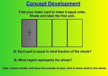 Grade 3 Module 5- Fractions Lessons 10-14